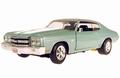 Chevrolet Chevy Chevelle SS 1970 Groen  Green 1/18