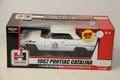 Pontiac Catalina 1962 Hurst Shiffers Wit  White  1/18