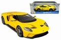 Ford GT 2017  Geel Yellow 1/18