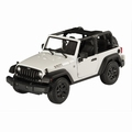 Jeep Wrangler 2014 Willys Wit White Cabrio 1/18