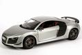Audi R8 GT Zilver  silver 1/18