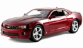 Chevrolet Camaro 2010 SS RS Donker rood Dark red 1/18