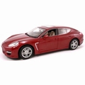 Porsche Panamera Turbo Rood Red 1/18
