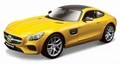 Mercedes Benz AMG GT Coupe Geel  Yellow 1/18
