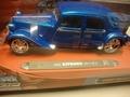 Citroen 15 CV 6 Cyl 1952 Blauw  Blue 1/18