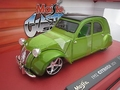 Citroen 2 CV 1952  Groen  Green 1/18