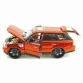 Range Rover sport Oranje metallic Orange 1/18