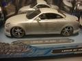 Lexus SC 430  Wit parelmoer metallic White 1/18
