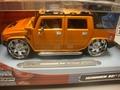Hummer H2 SUT Consept Playerz Oranje metallic Orange 1/18