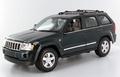 Jeep Grand Cherokee 2005 Groen Green 1/18
