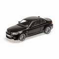 BMW 1 serie M Coupe 2011 Zwart  Black 1/18