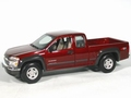 Chevrolet Colorado Pick up 2004 Rood  Red 1/18