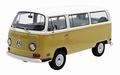 VW Volkswagen Bus 1971 Type 2  Beige 1/18
