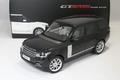 Range Rover Zwart  Black 1/18