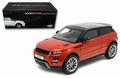 Range Rover Evoque Oranje Rood   Orange Red 1/18