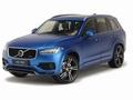 Volvo XC 90 Blauw Blue 2015 1/18