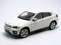BMW X6 Wit White 1/18
