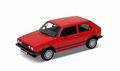 VW Volkswagen Golf GT I Rood Red 1/18