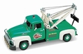 Ford F100 1956 Tow Truck Takelwagen Depaneur 1/18