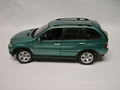 BMW X5  Groen  Green 1/18
