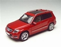 Mercedes Benz GLK  Rood  Red 1/18
