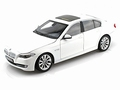 BMW 5 Serie Wit White 1/18
