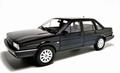VW Volkswagen Santana Zwart  Black 1/18
