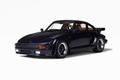 Porsche 911 -  930 Flat nose Blauw  Blue 1/18