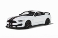 Ford Mustang Shelby GT350 Wit White 1/18