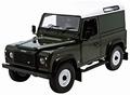 Land Rover Defender 90 Groen bronze Green 1/18