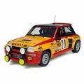 Renault 5 Turbo # 20 1981 Rally Monte Carlo 1/18
