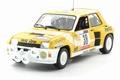 Renault  5  Turbo Hertz #38 Tour de Corse Rally 1984 1/18