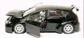 Seat Leon  WTCC Test Car  Zwart  Black 1/18