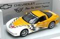 Chevrolet Corvette Pace Car 2000 Daytona Geel  Yellow 1/18