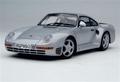 Porsche 959 Zilver Silver 1/18