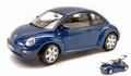 VW Volkswagen Beetle Kever Coupe 1998 Blauw Blue 1/18