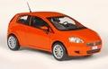 Fiat Punto Oranje Orange  1/18