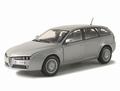 Alfa Romeo 159 Sportwagon Break Zilver Silver 1/18