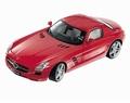 Mercedes Benz SLS AMG Rood Red 1/18