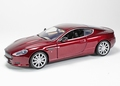 Aston Martin DB9 Coupe Rood  Red 1/18