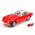Lotus Elite Rood/Zilver   Red/Silver  1/18