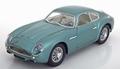 Aston Martin DB4 GT Zagato,Groen  metallic Green 1960 1/18
