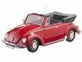 VW Volkswagen kever Beetle 1302 LS Cabriolet Rood  Red 1/18
