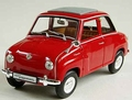 Goggomobil T 250 Rood  Red 1/18