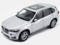 BMW X5 Series Zilver Glasier Silver 1/18