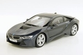 BMW I 8  Grijs  frozen Grey 1/18