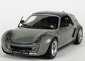 Smart Roadster Coupe Grijs glance Grey 1/18