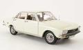 Audi 100 1971 Wit  White 1/18