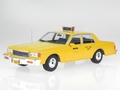 Chevrolet Caprice Taxi  Geel Yellow 1/18