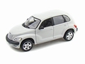 Chrysler PT Cruiser 2001 Wit  White 1/18